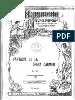 Fantasia de La Opera Carmen