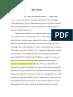 discourse community essay revision
