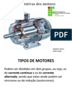 Trabalho de Projetos Elétricos-Partes Construtivas Dos Motores