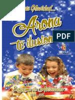 Arona Navidad/Christmas Programme