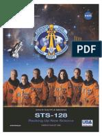 STS-128 Press Kit