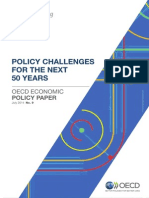 Policy Challenges for the Next 50 Years