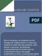 7.3.- Analisis de Costos.pptx