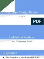 Pila Design Review 11-24 Rough