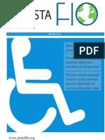Revista FIO. III Edición. Situación de los derechos de las personas con discapacidad en Iberoamérica.