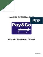 Pay&Go - Manual de Instalação - Demo