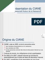 presentation du ciane (Collectif interassociatif autour de la naissance)