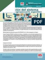 Evolucion Del Sistema Productivo Agropecuario Argentino