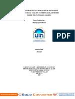 Laporan Praktikum kromatografi kimia analitik instrumen