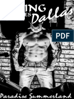 #1- Saving Dallas de Kim Jones-Saga Saving Dallas