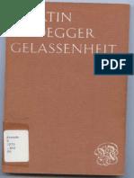 Heidegger Gelassenheit