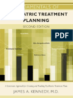 2003 - Fundamentals of Psychiatric Treatment Planning - Kennedy