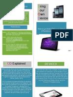 byod infosheet