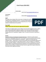 SPS Grant Process