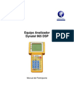 1994 Equipo Dynatel 965 DSP