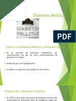 Diapositivas Diabetes