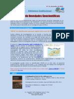 Boletín N° 12, diciembre 2014