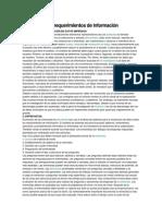 Analisis de Sistemas UNIDAD II