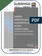Diseno Simplificado de Elementos de Acero Estructural
