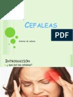 Cefaleasd