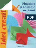 Figurine Si Animale.origami