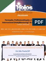 Programa Formacao (Holo)Mentoring Interno