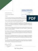 Pieza ARENA - Pronunciamiento María Corina Machado
