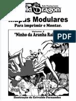 Old Dragon - Mapas Modulares -Vol 2
