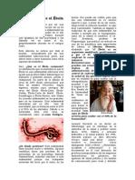 Ebola - Revista DTodos
