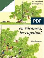 Pouyanne, Résie - En Vacances Les Copains ! Premières Lectures Courantes (Belin, 1979)