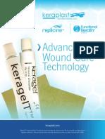 Keraplast Wound Care Brochure