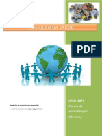UFCD 6670 Promoção Da Saúde Índice