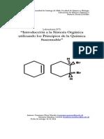 bromacion de ciclohexano