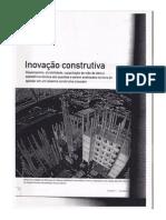 Inovação construtiva