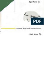Instrukcja Obsługi - Opel Astra II