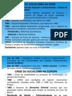 Crise Do Socialismo Na Urss
