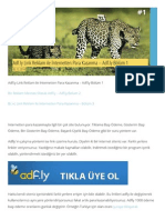 Adf.ly Link Reklam Ile İnternetten Para Kazanma – Adf.ly Bölüm 1