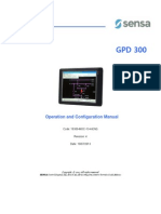 GDP 300 Operation and Configuration Manual