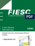 Aula Eletrotecnica Manutenção Eletrica Predial Geral OS (1)