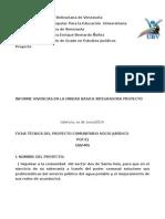 Propuesta Hecha Por Carlos Amaya y Angel Barrios