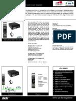 RESI-DS-KNX-SMS-E10