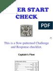 7 CRJ 200 Flows and Checklist