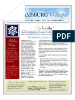 december newsletter 2014