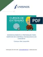 Desenvolvimento e Preparacao para Inspetor em Controle Tecnologico do Concreto.pdf