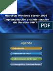 WindowsServer -dhcp