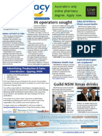 Pharmacy Daily for Thu 04 Dec 2014 - PHN operators sought, EMA