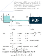 Diapositivas Ejercicio Linea Piezometrica