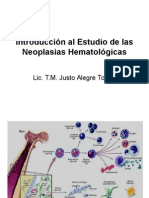 10 Introducción Neoplásias Hematológicas Usp