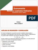 Econometria - Regresion Lineal Semana 2