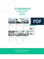 BT Property User Manual 1.0